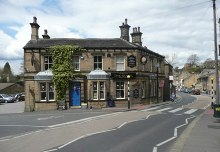 Kirkburton, West Yorkshire - The Royal Hotel, North Road © Humphrey Bolton